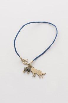 - Bransoletka Animal Kingdom Petite na sznureczku z wilkiem