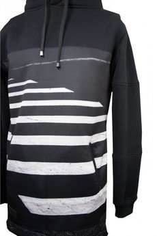 MAJORS - Stripes ext hoodie