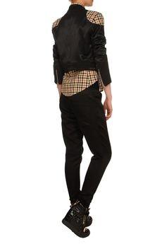 YULIYA BABICH - Spodnie o sportowym kroju YB600020