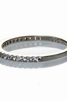 "Selfie Jewellery - Knuckle ring ""połówka"" ze srebra"