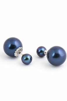 - Kolczyki z perłami