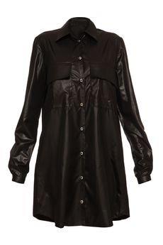 - Sukienka o kroju koszuli YB200109