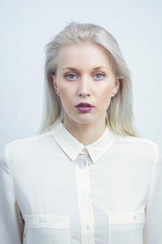 Selfie Jewellery - Kolczyki srebrne z cyrkoniami