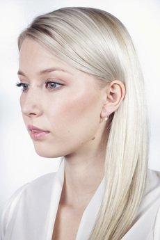 Selfie Jewellery - Kolczyki z gwiazdką ze srebra