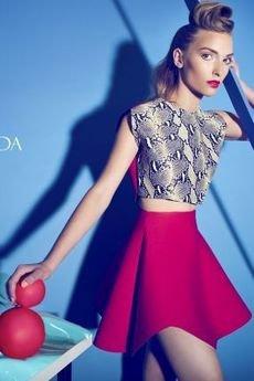 Majka Sajda - LUCIFER Skirt