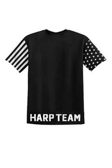 HARP TEAM - HT SLEEVE FLAG / MAN
