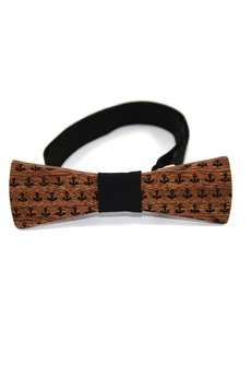 The Bow Bow Ties - Muszka w kotwice slim