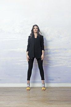 RISK made in warsaw - legginsy ON-LINE black