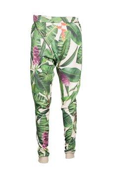 - Spodnie dresowe na gumie wielobarwne