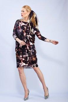 YES TO DRESS by Bożena Karska - PAINT dress