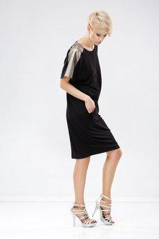 Sukienka unicorno czarny 4