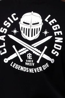 - LEGENDS NEVER DIE Longsleeve