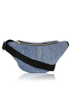 - Jeans - nerka na szerokim pasku