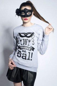 ŁAP NAS - Bluza Bal