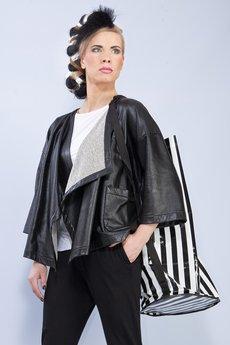 YES TO DRESS by Bożena Karska - ETNA oversize jacket