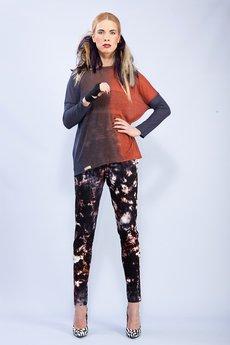 Terra blouse   paint pants