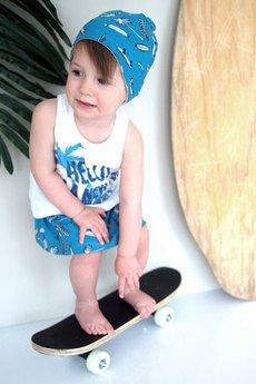 New Kids On The Spot - Surfowo-deskorolkowa czapka