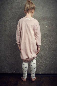 sleepless in Warsaw - Piżama Grey Ribbon dla młodej fashionistki