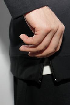 3stars zipper detal