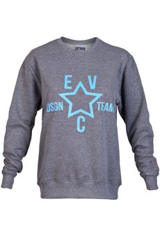 Evc dsgn star swtr grey blue 187 00
