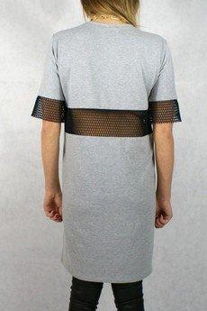 Sukienka sportowa z siatka (4)