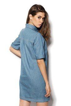 Plate oland blue jeans vesna leto 2015 2