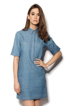 Plate oland blue jeans vesna leto 2015
