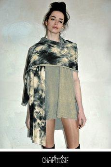 Chapoosie szal duncan shawl grft