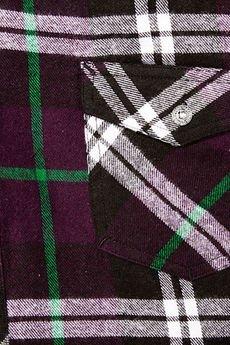 Pol pl koszula classic purple black hit  6847 4