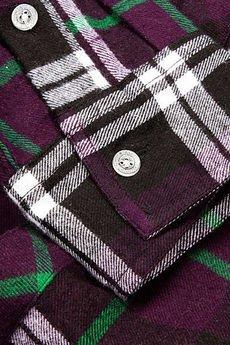 Pol pl koszula classic purple black hit  6847 9