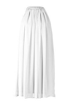 Sukienka biel przod