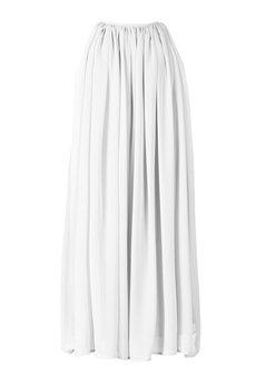 Sukienka biel tyl