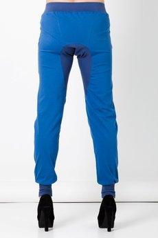 BLUE EYE POP - Spodnie damskie z obniżonym krokiem