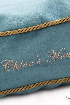 Chloe's House  - Legowisko Singapur niebieski rozmiar S
