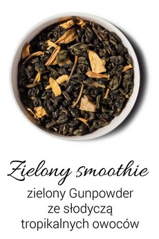 Q BOX For tea lovers! - Zielony smoothie