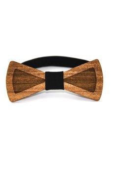 The Bow Bow Ties - Mucha drewniana #7