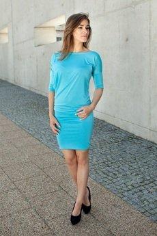 SYLWIA SNOCH - Tuba Flexi błękit
