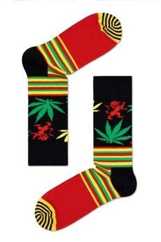 HAPPY SOCKS - GiftBox Happy Socks x Snoop Dogg XSDG08-650