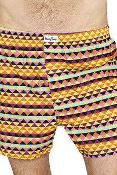 HAPPY SOCKS - Bielizna męska Happy Socks MUWWB-ZIG-025