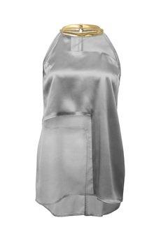 NowMe - Srebrna bluzka