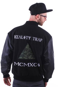 - Trap Movement Baseball Jacket LIMITED