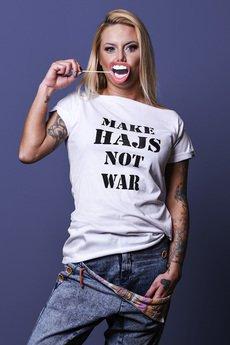 BRAIN INSIDE - Make HAJS not WAR