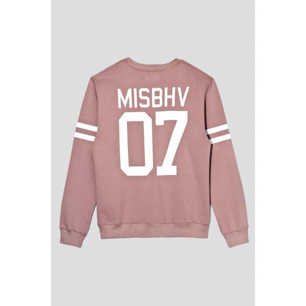2f6c511d5 Team Paris Sweatshirt In Pink - Różowy | Misbhv | Bluzy Damskie ...