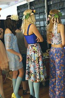 MissSpark - Sukienka neoprenowa turkusowa