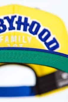 BABYHOOD - Czapka Snapback Family 1st Lemon
