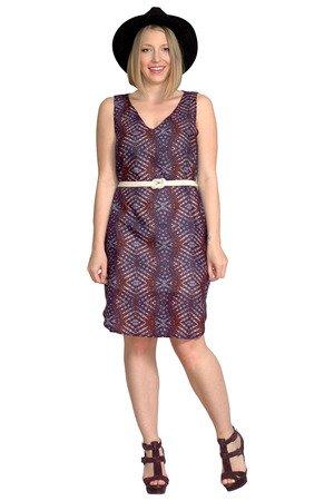 Aztec Dress - 27697