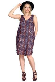Cheeky chick - Aztec Dress