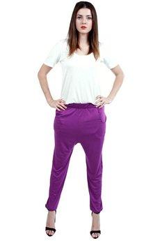 Cheeky chick - Purple Pants