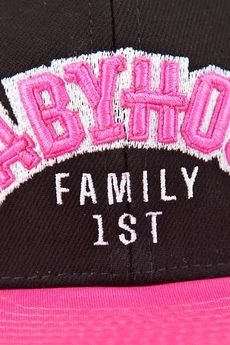 BABYHOOD - Czapka Snapback Family 1st Pink Blink