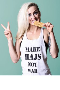 BRAIN INSIDE - Make HAJS not WAR